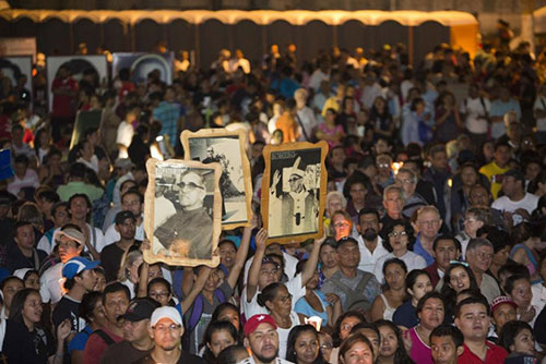 Returning to El Salvador: Two Sisters of Providence look forward to Romero beatification