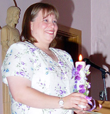 Jessica First Vows