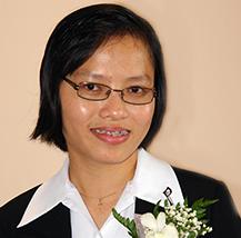 Rosa Sen Nguyen First Vows