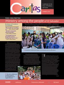 caritas summer 2018 cover