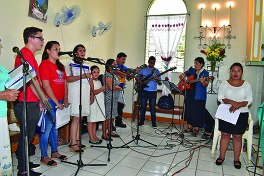 the choro providencia provided entertainment