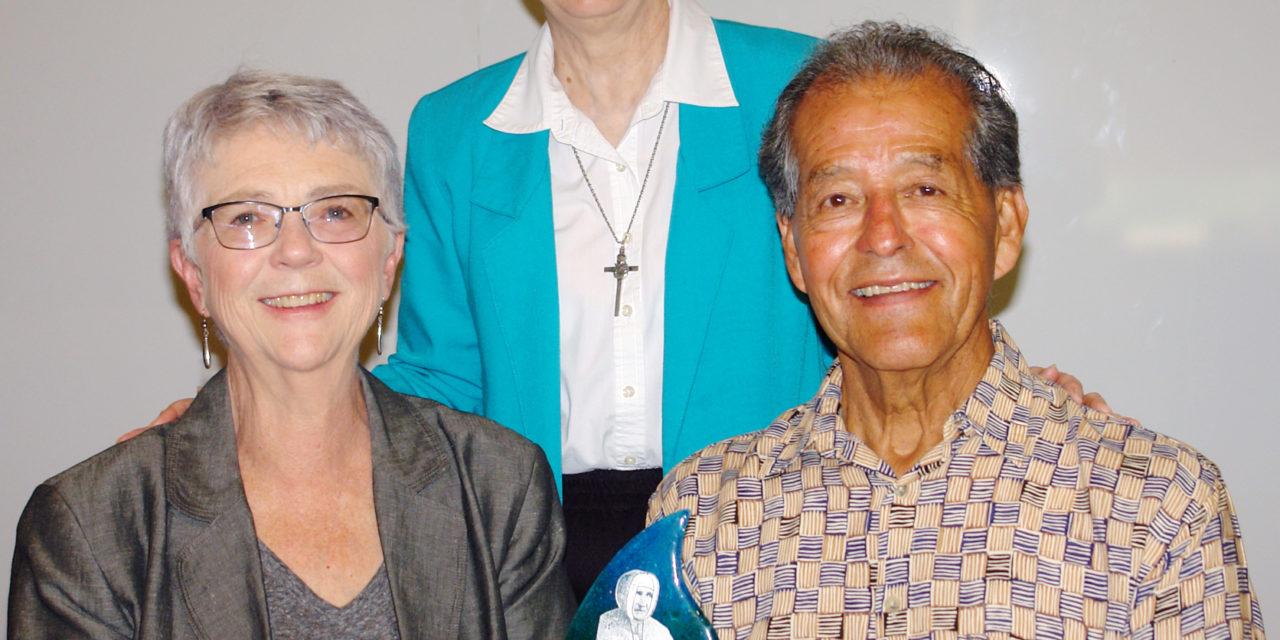West Seattle volunteer receives Mother Joseph Award