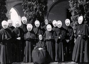 Sisters at Mount St. Joseph