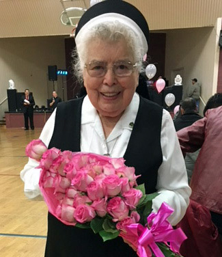 Sister Silvia Troncoso leaves Hispanic ministry in Yakima to return to Chile