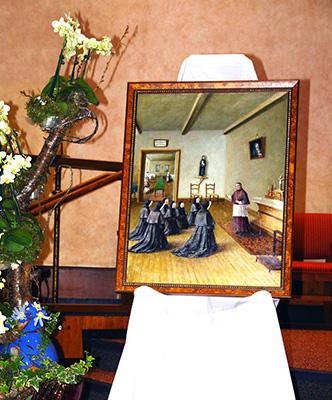 175th anniversary painting