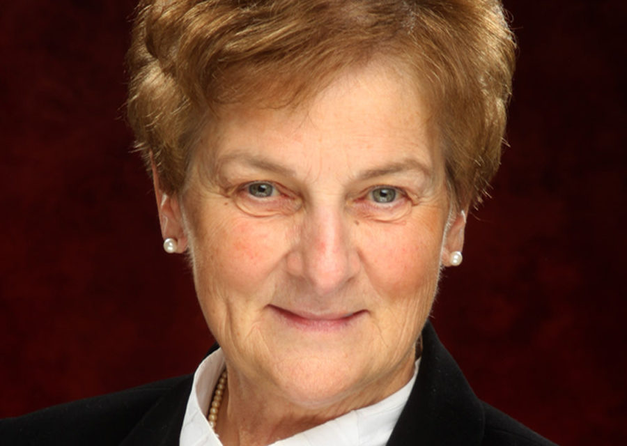 Sister of Providence Susanne Hartung honored with Puget Sound Business Journal Health Care Leadership Inspiration Award