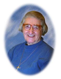 Portrait of Sister Clarella Fink, SP