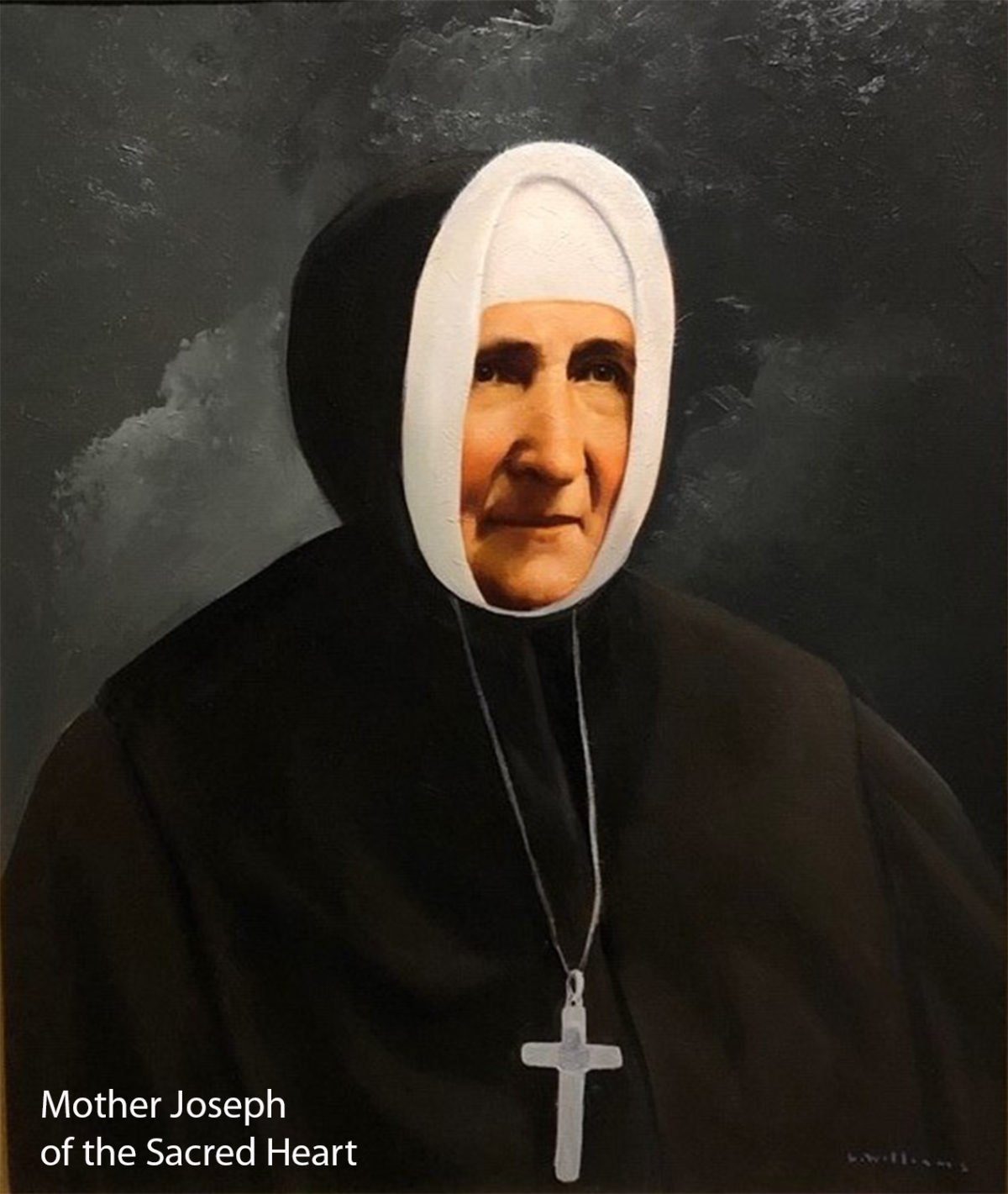 Mother Joseph of the Sacred Heart
