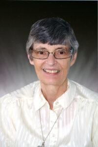 portrait of Clare Lentz, SP
