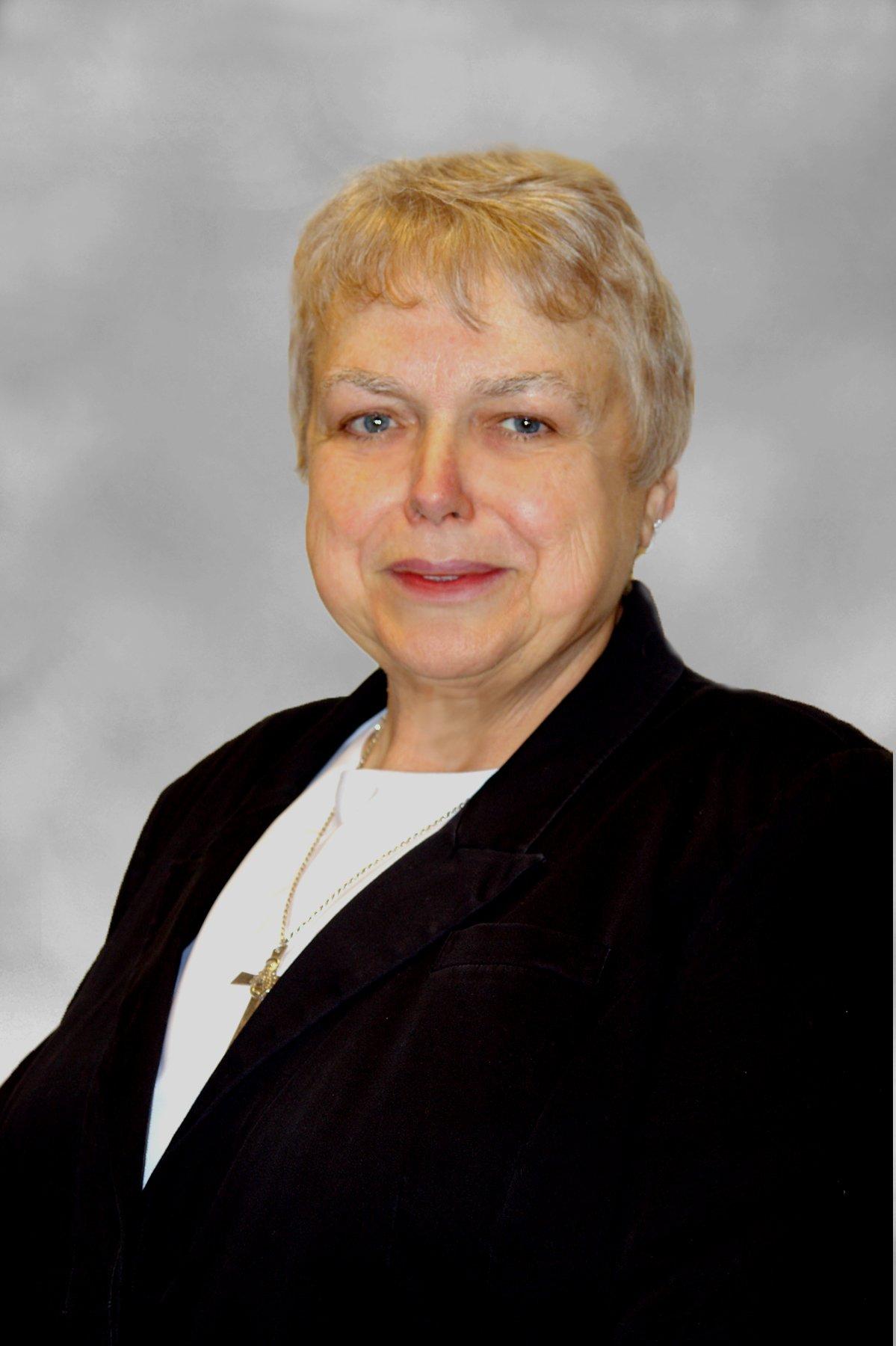 portrait of Sister Karen