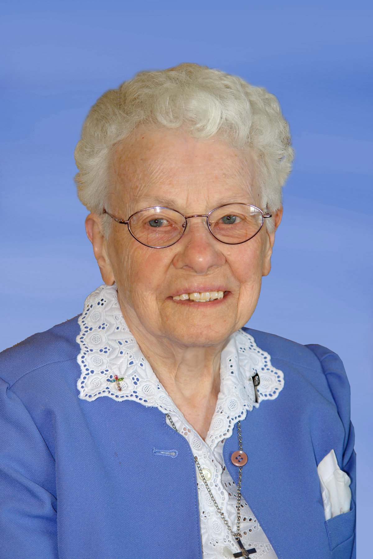 portrait of Sr. Rita