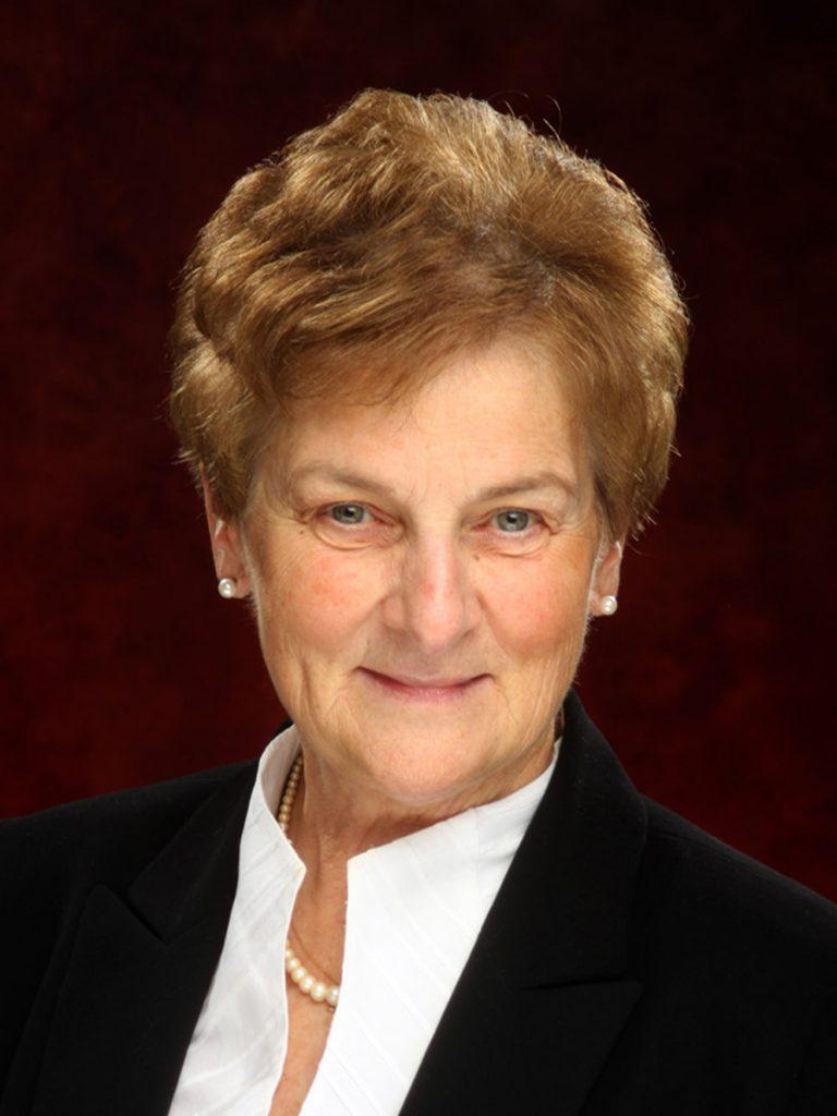 Sister Susanne Hartung, SP, portrait