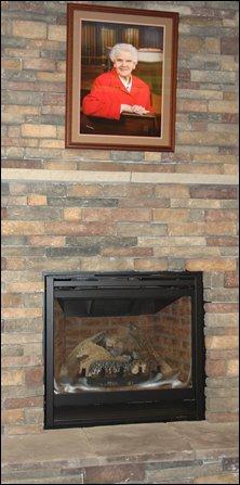 dillman center fireplace