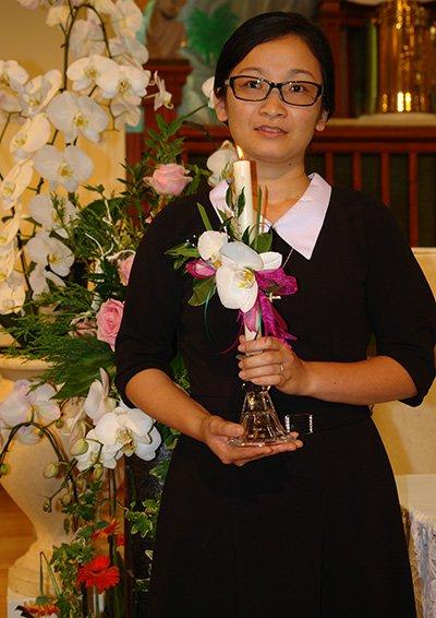 Sr. Hong Nga Nguyen, SP