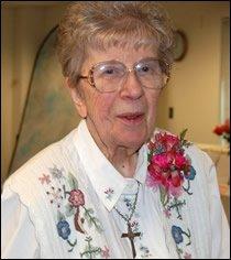 Sr. Dorothy Kengele