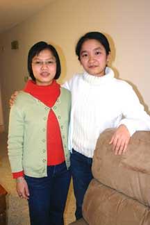 Srs. sen and Hong Nga